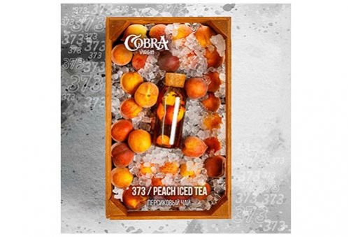 Cobra Virgin - Peach Iced Tea (Персиковый Чай) 50g
